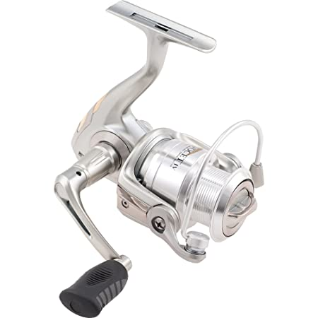 Mitchell AVSIV-500UL-C Avocet IV Silver Clam Front Drag Reel with 4 Ball Bearing, 110-Pounds 4-Yards