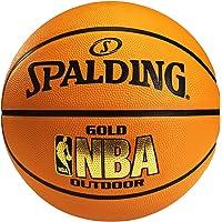 Spalding Nba_Gold Outdoor (Dış Mekan) Basket Topu TOPBSKSPA154