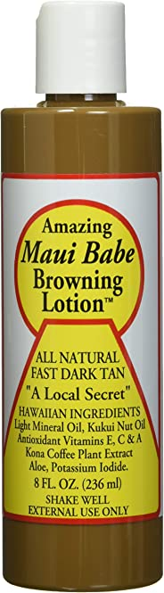 Maui Babe Lotion brunissante 8 ml