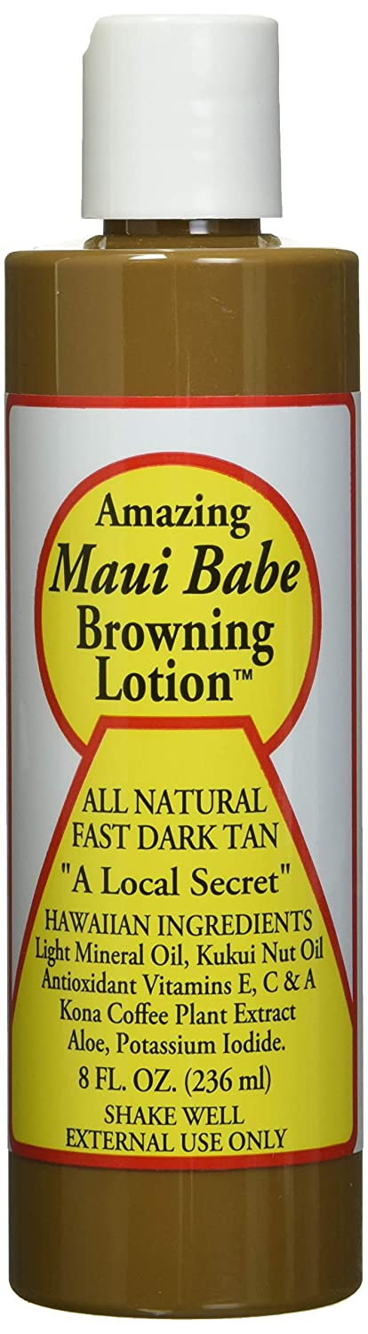 Maui Babe Browning Best Tanning lotion For Outside