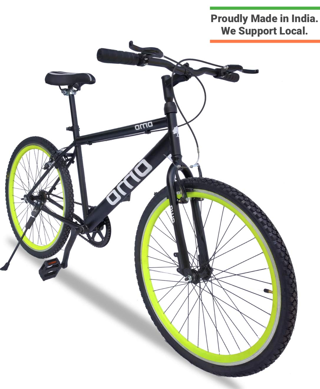 Omobikes 1.0 Lightweight Hybrid Cycle