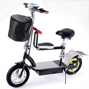 PH Mini coche eléctrico patinete para adultos plegable ...