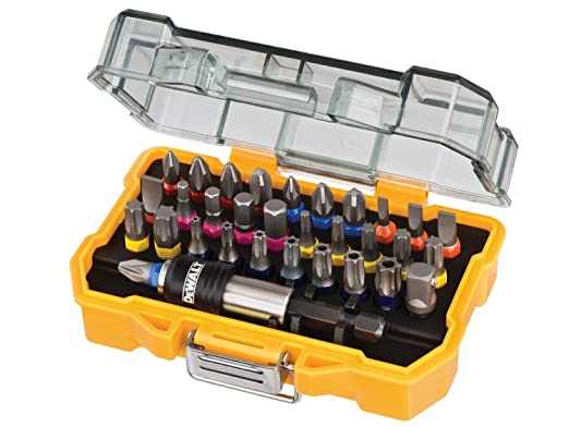 194 opinioni per DeWALT DT7969 Set Torque screwdriver- manual screwdrivers & sets