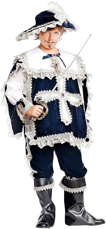 muy popular Talla 6 Disfraz MOSCHETTIERE Prestige Beb Beb Beb Vestido Fiesta de Cochenaval Fancy Dress Disfraces Halloween CosJugar Veneziano Party 50564  compras en linea