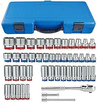 KT Pro Tools C1820S76 1 Drive 12-Point Socket King Tony