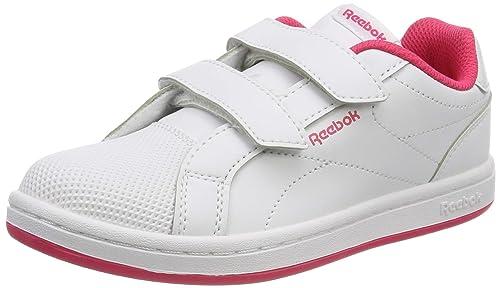 Reebok Royal Comp CLN 2v, Zapatillas de Deporte para Niñas: Amazon.es: Zapatos y complementos