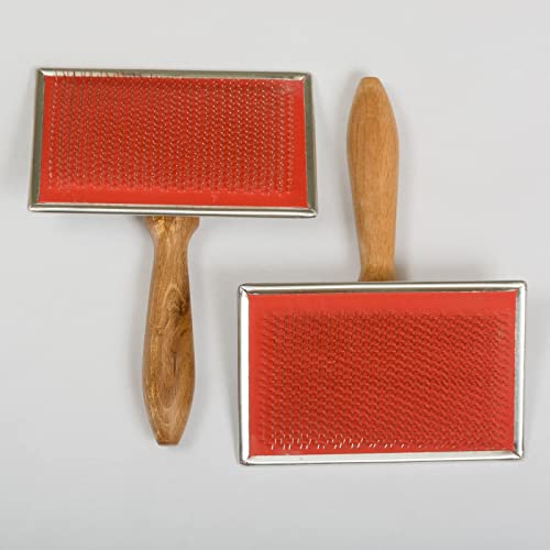 Hand Carders Pair 72 Point Carders