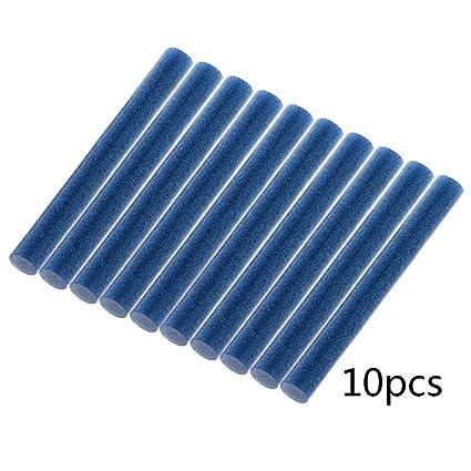 on sale 71e72 a0da1 Jpwpowe10PCS 11mm X 100mm Hot Melt Glue Sticks for DIY Craft Phone ...
