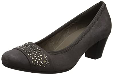 Womens, Wallace, Closed-Toe Pumps Gabor