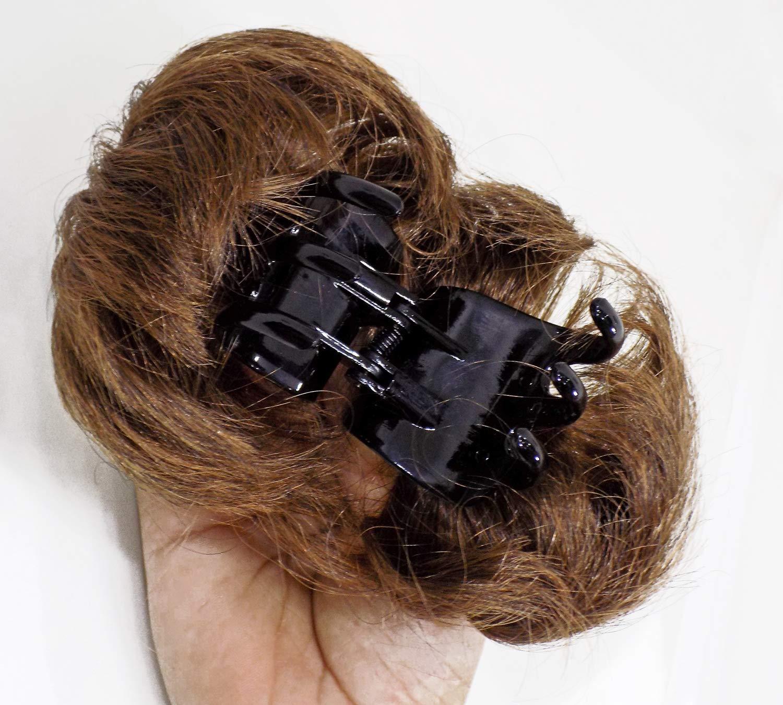 Confidence Hair Juda Clutch For Women Hair Style Artificial Juda