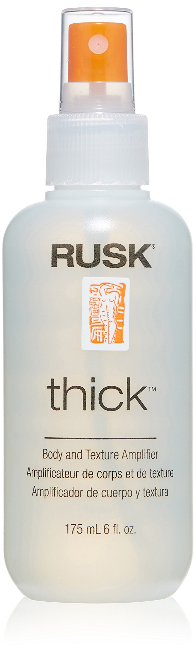 RUSK Designer Collection Thick Body and Texture Amplifier, 6 fl. oz by RUSK