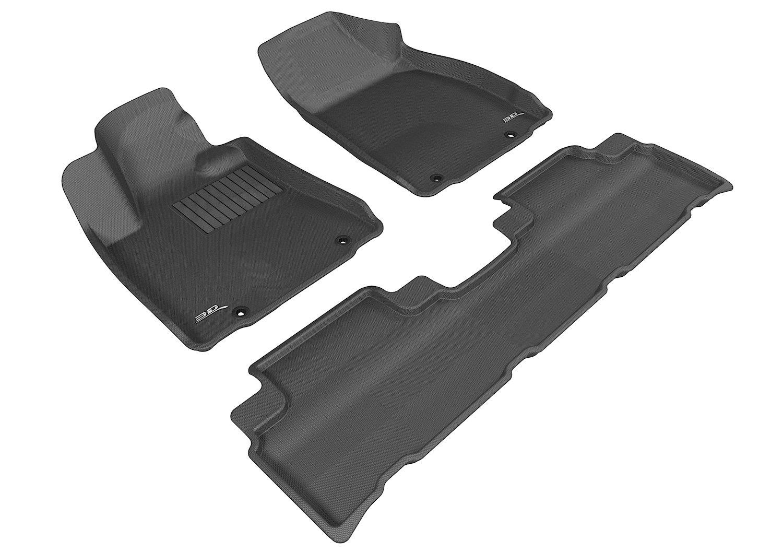 PantsSaver Tan 0721163 Custom Fit Car Mat 4PC