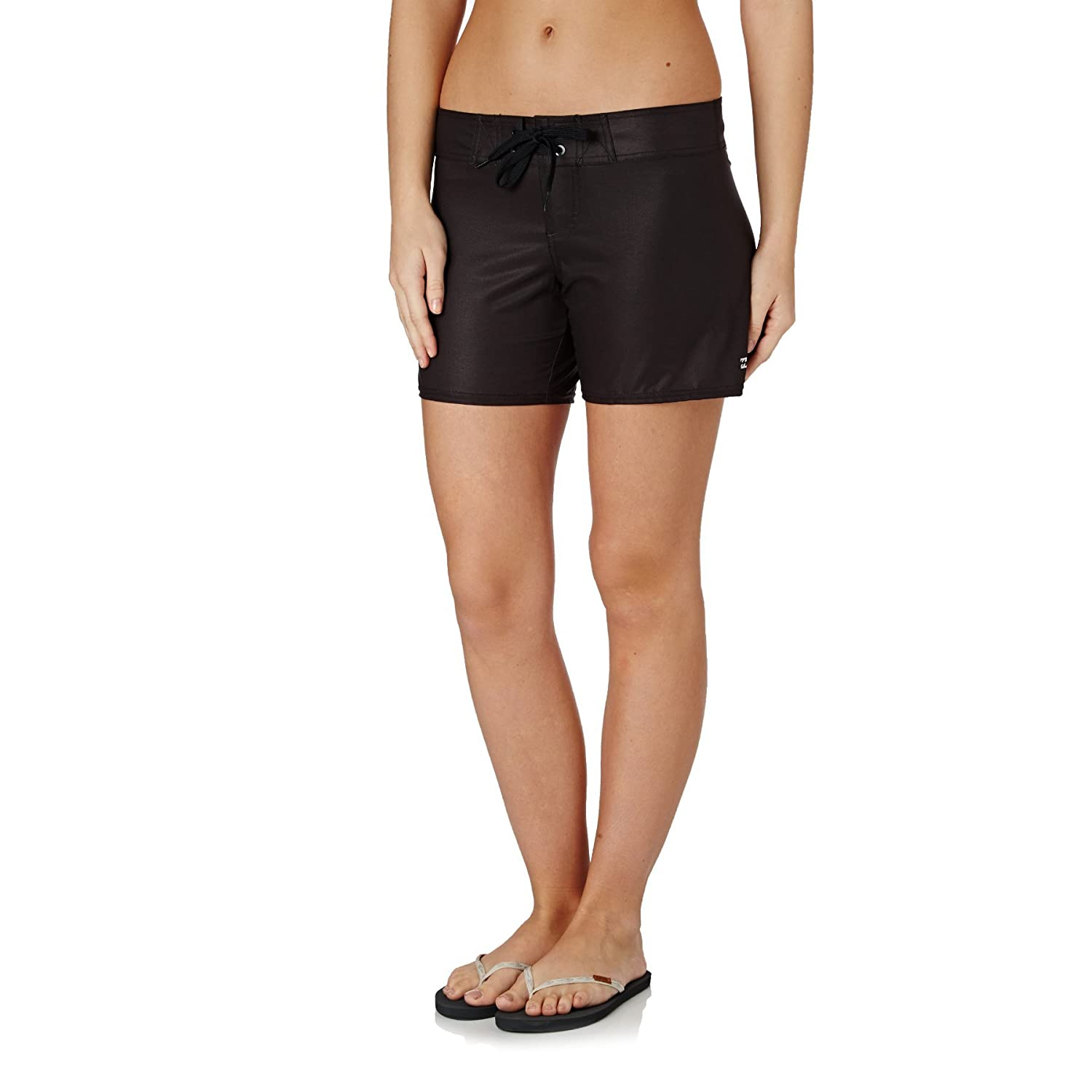 2016 Billabong Ladies Sol Searcher 5 Board Shorts in BLACK SANDS W3BS05