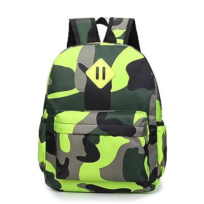 chic Rick Rogers Hot Sale Camouflage Children Backpacks Kindergarten Backpack School Students Printing Rucksack Kids Book Bag