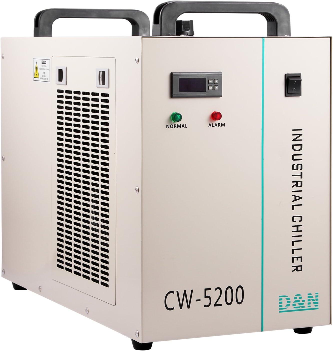 Industrielle Wasser-Kühler Cooler CW-3000 CO2 Lasergravierer Laserröhre Kühlung