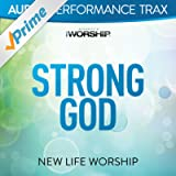 Strong God [Audio Performance Trax]