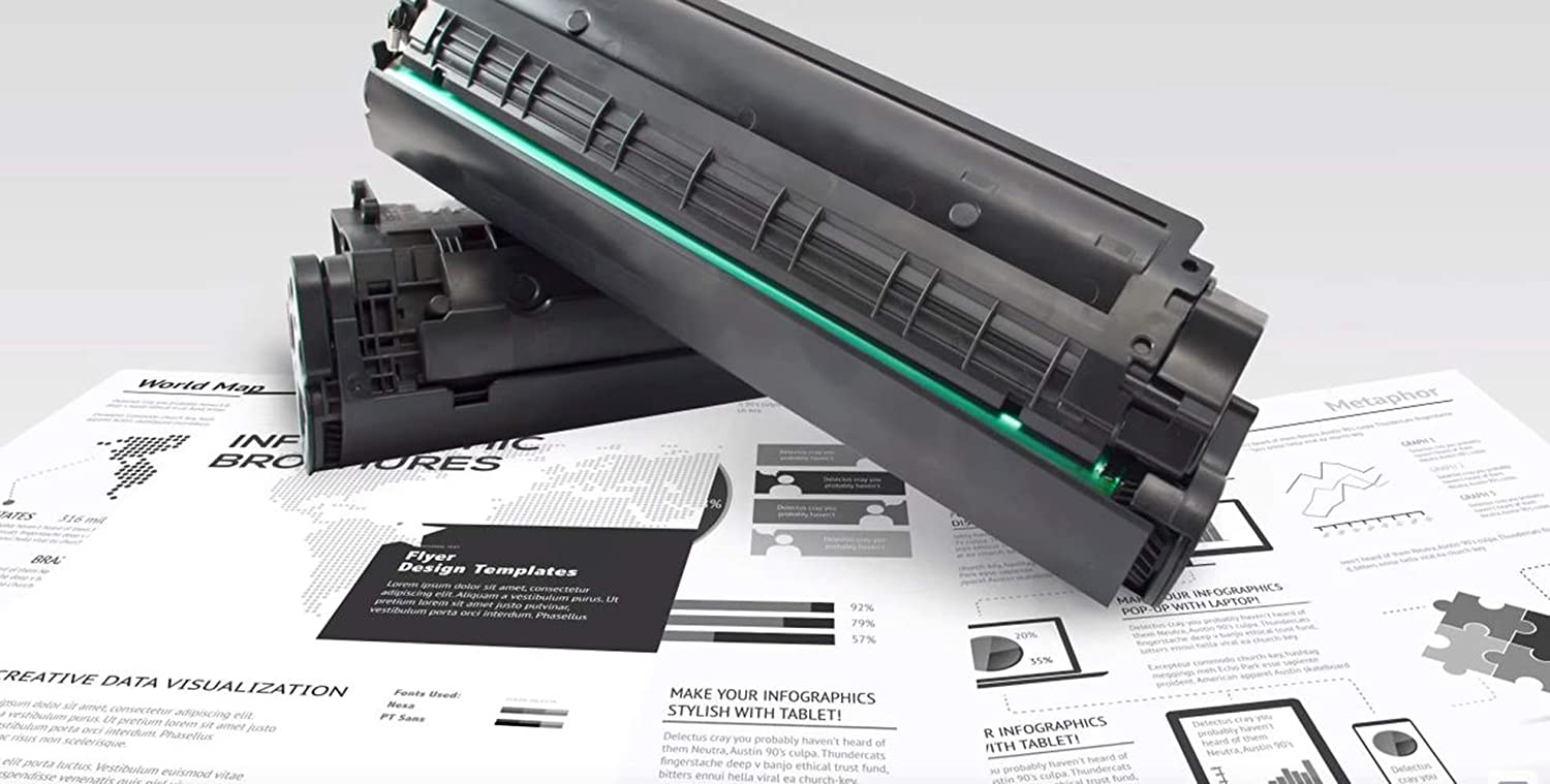 SPEEDY TONER Dell 1600n Compatible Replacement Laser Toner Cartridge