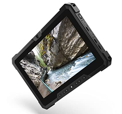 Amazon com: Dell Latitude 7212 Rugged Extreme Tablet, 11 6 Inch FHD