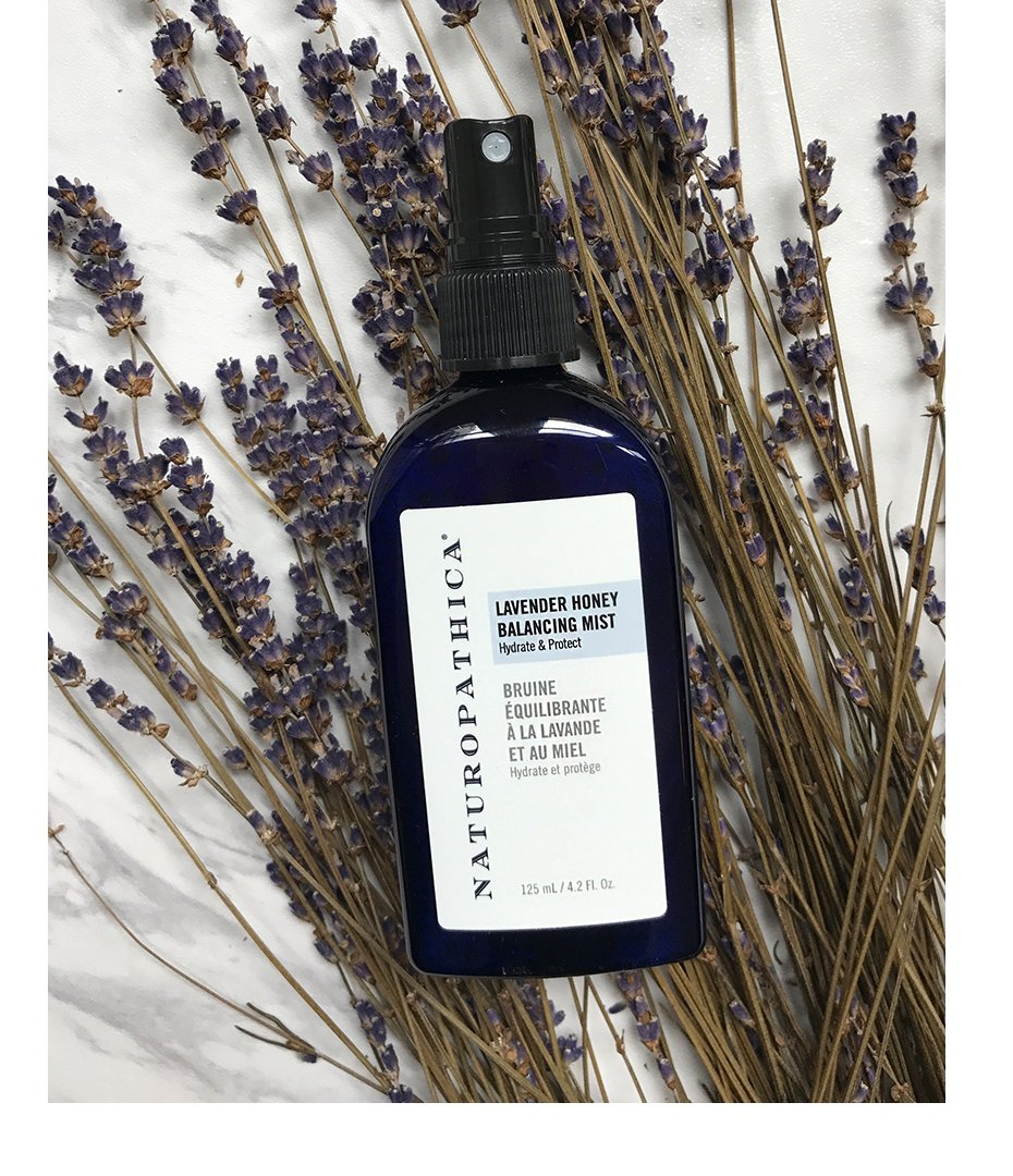 Lavender & Honey Balancing Mist by Naturopathica #15