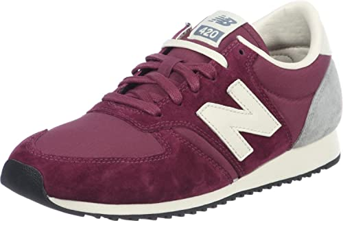 new balance 420 mujer color granate