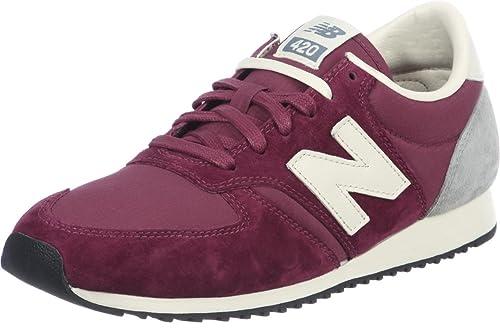 Zapatillas New Balance 420 Granate 40 Granate: Amazon.es: Zapatos y complementos