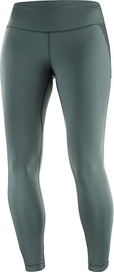 SALOMON Damen Agile Warm Tight W Agile Warm Tight W