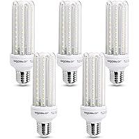 Aigostar - Bombilla LED B5 T3 4U, E27,15W, Ángulo 360°, Luz Blanca Fría 6400K, 1200…