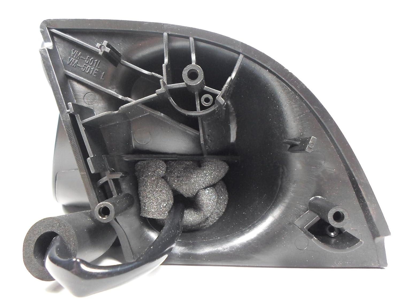 TRUPART LTD Citroen C3 2002-5//2010 Door Wing Mirror Electric Black N//S Passenger Left