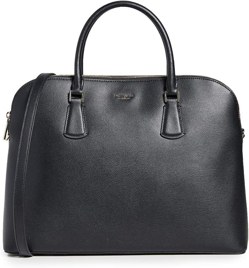 Kate Spade New York Sylvia Universal Laptop Bag, Black, One Size