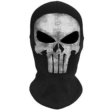 RAINSGIFT Balaclavas - Máscara de esquí para Hombre, 007