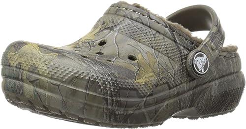 Crocs Classic Realtree Xtra Lined Clog