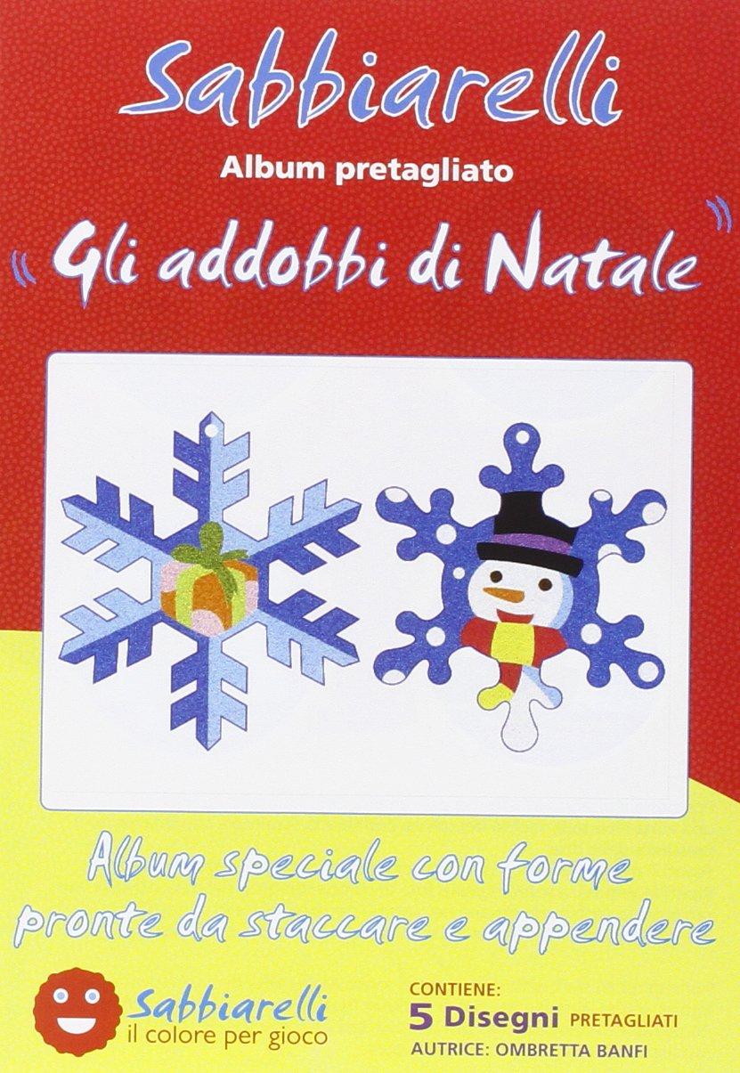 Sabbiarelli Decoraciones del á lbum La Navidad
