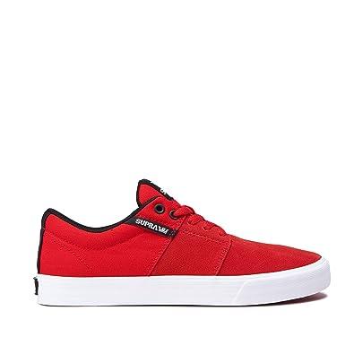 9c1a63bcf5 Supra Herren Stacks Vulc Ii Sneakers: Supra: Amazon.de: Schuhe ...