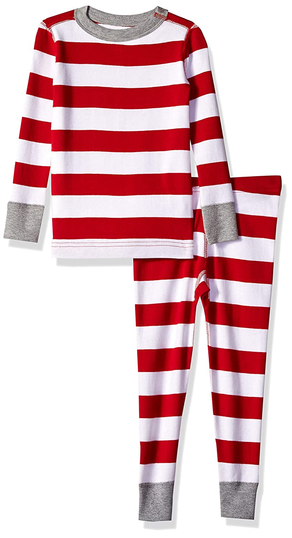 Moon and Back Boys Toddler Kids Organic 2-Piece Pajama TBD