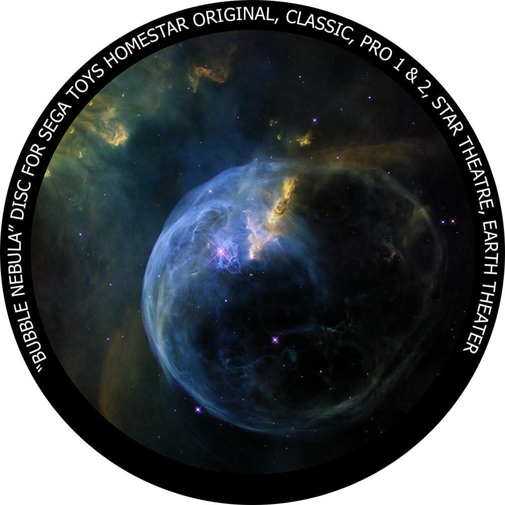 Bubble Nebula - disc for Sega Toys Homestar Classic/Flux/Original Planetarium