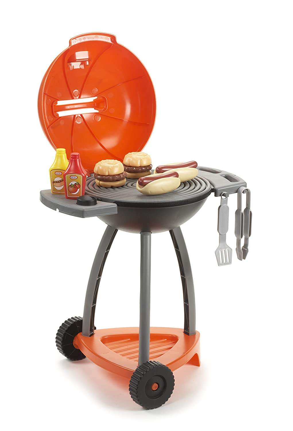 Little Tikes Sizzle and Serve Grill Play Set, Kitchen Playsets ...