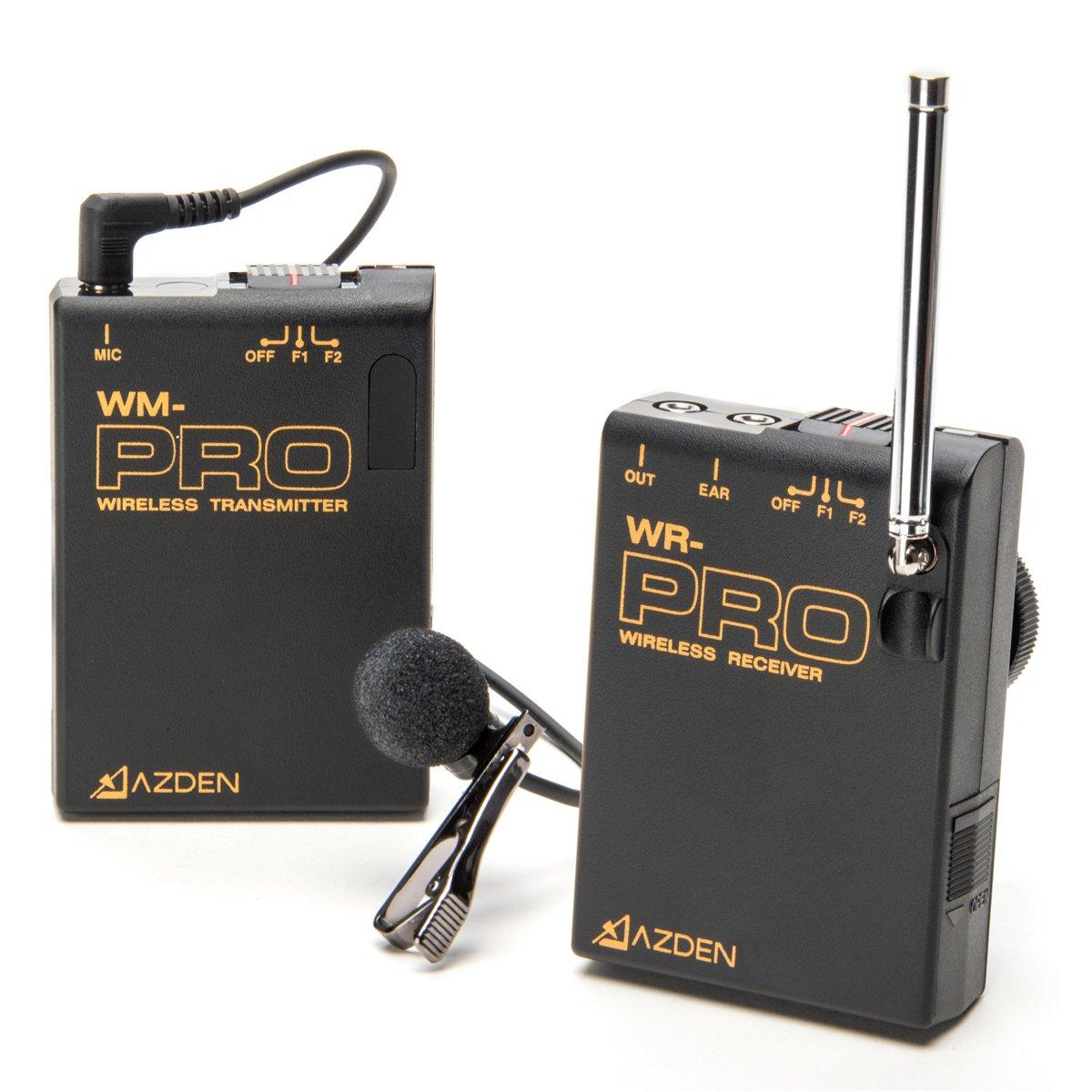 Azden WLX-PRO Lavalier System