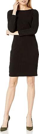 Tommy Hilfiger Women's Long Sleeve Knit Dress