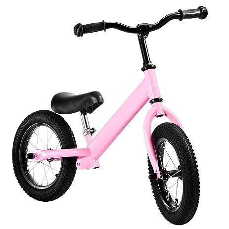 Omorc Mini Balance Bike For Kids Adjustable Seat And