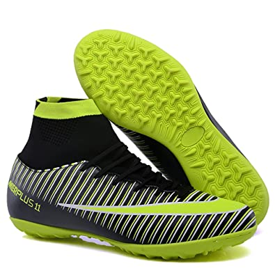 931a42950ec Lozoyo Turf Football Shoes Men Superfly 5 CR7 Football Boots Kids Indoor  Football Trainers (Men