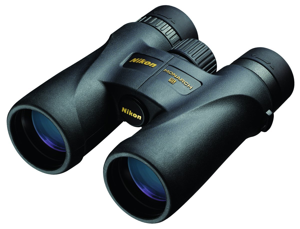 Roll over image to zoom in Nikon 7576 MONARCH 5 8x42 Binocular (Black)