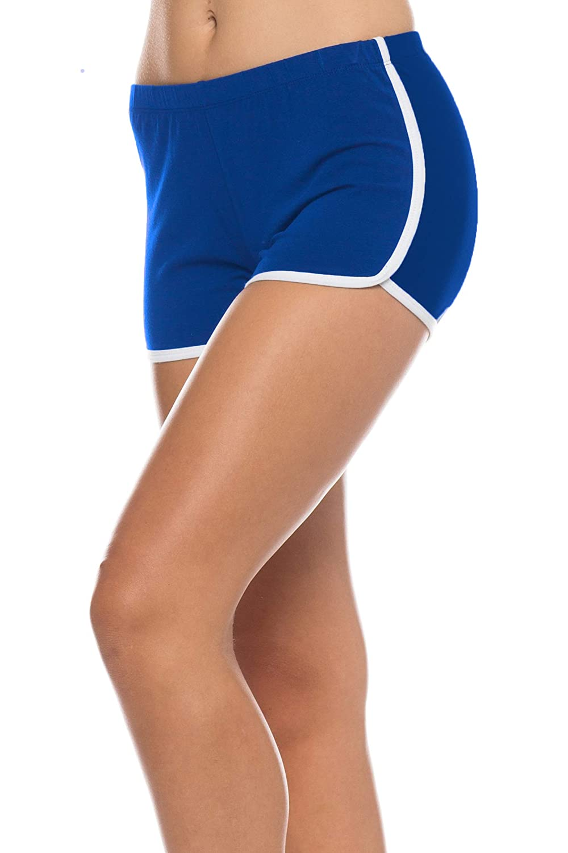 c8db1ea9 Urban Look Women's Dolphin Running Workout Shorts Yoga Sport Fitness ...