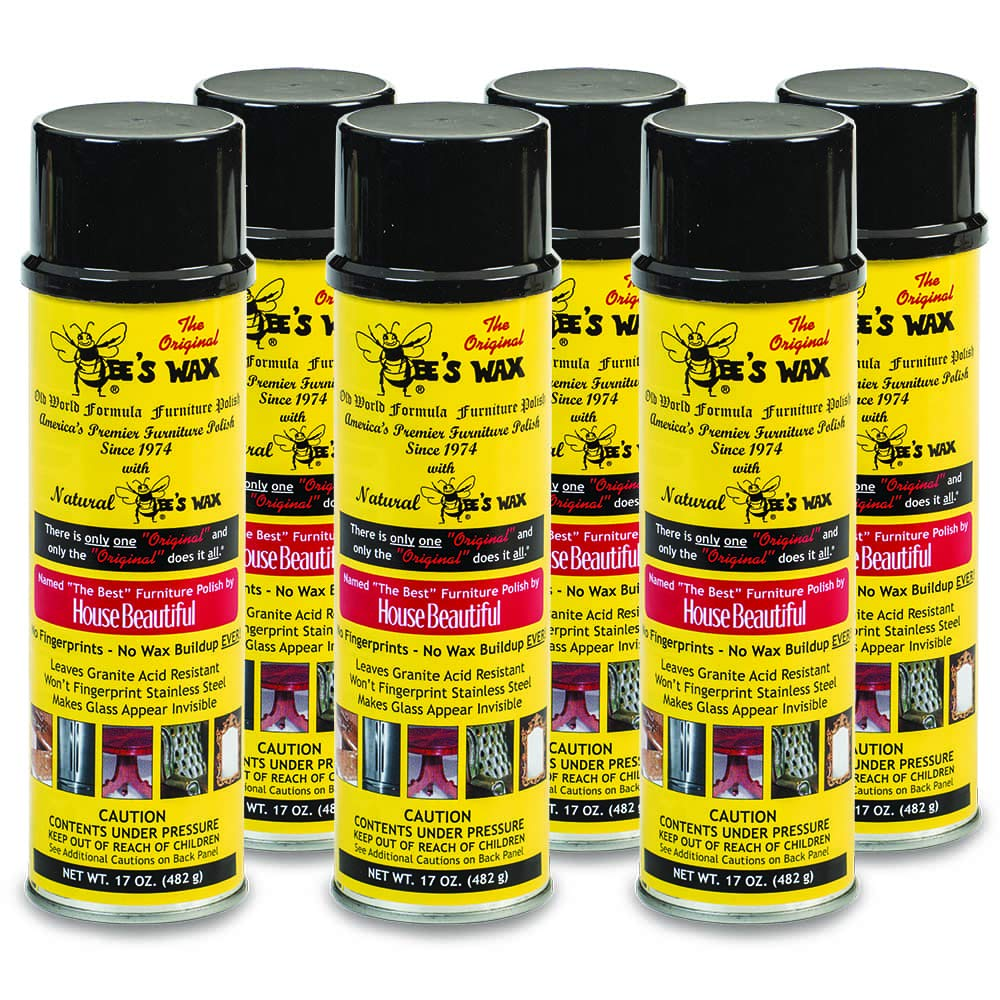 Bee's Wax Furniture Polish (6-Pack) by  (Image #1)