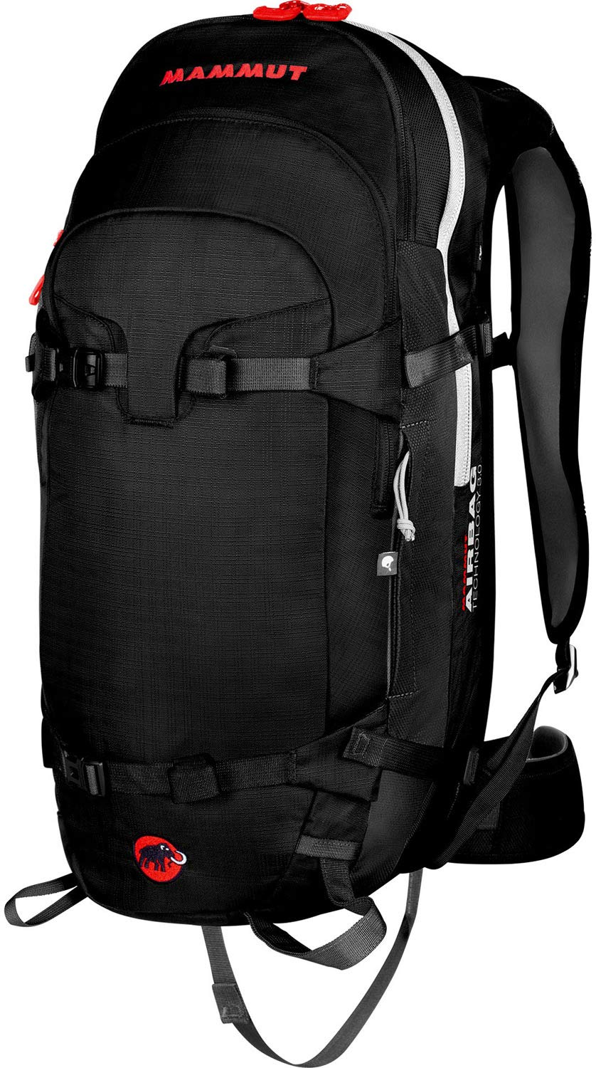 Mammut Pro Protection Airbag 3.0 // SET with Airbag black 35 Litre by Mammut