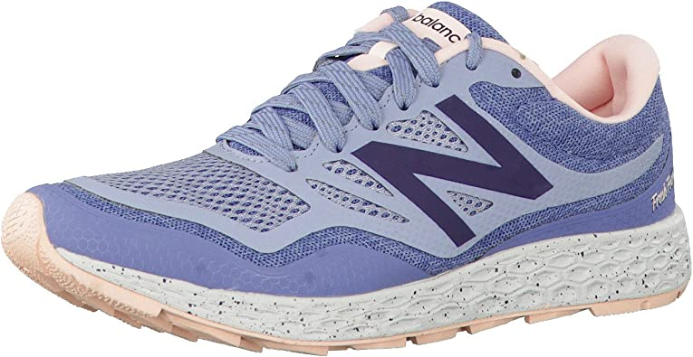 New Balance Womens Womens Fresh Foam Gobi Blue Sneakers In Size ...