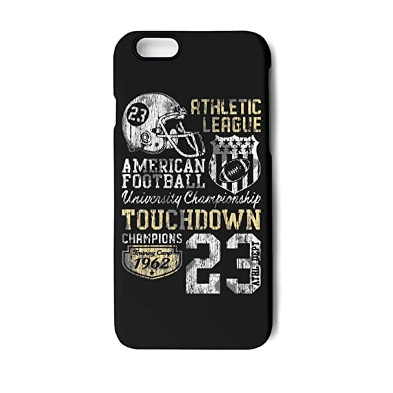 official photos cb0c8 50766 Amazon.com: 1962 Athletic League 23 Cases iPhone Protective Cover ...