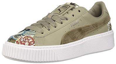9edaeb41160 PUMA Women s Platform Hyper EMB WN s Sneaker Bungee Cord ...