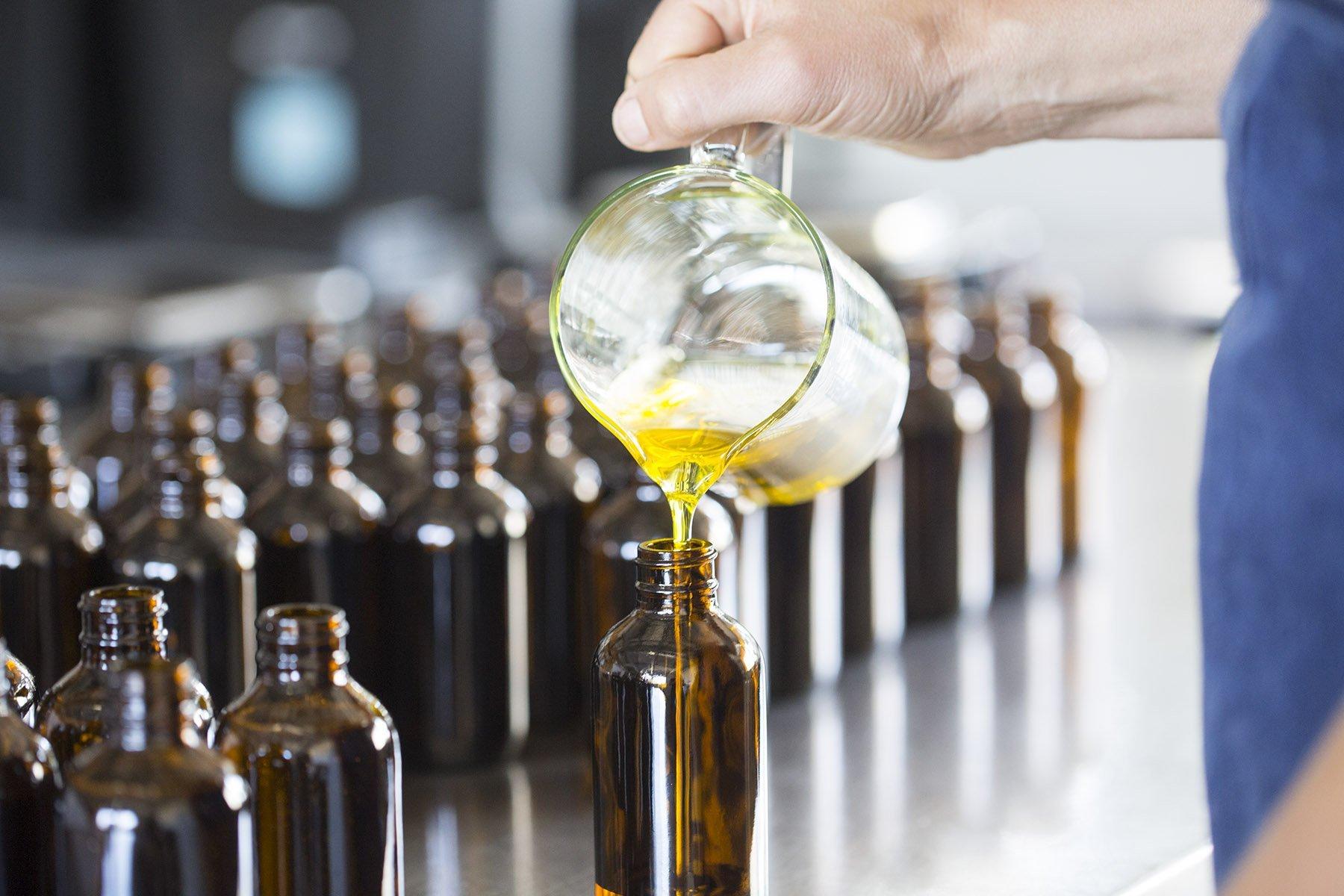 Omcali Ground Body Oil