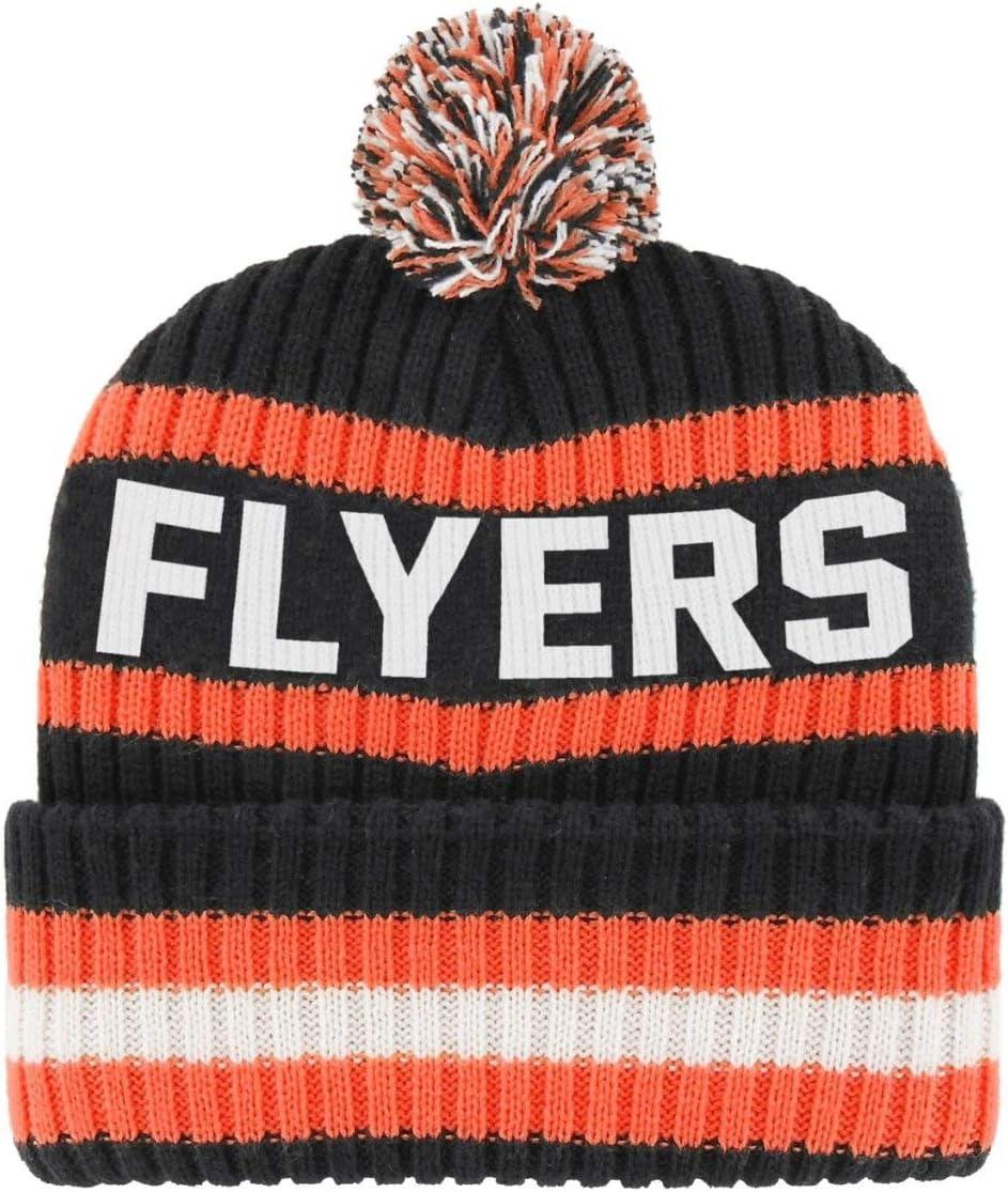 47 Brand Knit Beanie BERING Philadelphia Flyers