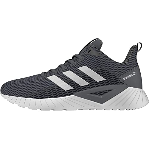 new arrival 8342f 3912d adidas Mens Questar Cc Competition Running Shoes, Grey (Gris 000), ...